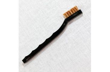 J. Dewey GB-3 Phosphor Bronze Brush., Black, n/a GB3