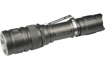 JETBeam Raptor RRT-21 LED Flashlight, 460 Lumen, Black