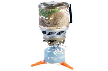 7-Jet Boil MiniMo 6000 BTU/h / 1.75 kW Personal Backpacking Stove Cooking System