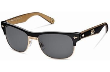 John Galliano JG0002 Sunglasses - 01A Frame Color