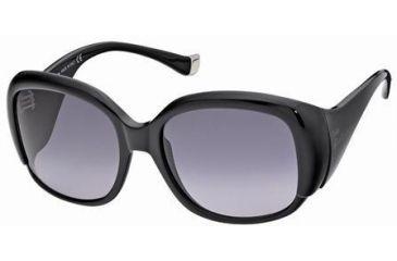 John Galliano JG0022 Sunglasses - 01B Frame Color