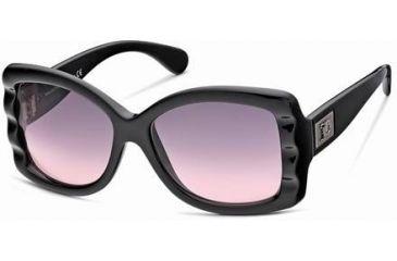 John Galliano JG0025 Sunglasses - 01B Frame Color