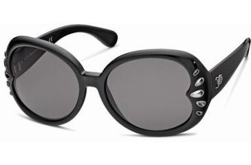 John Galliano JG0027 Sunglasses - 01A Frame Color