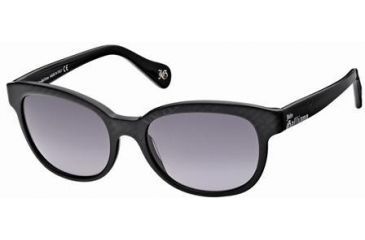 John Galliano JG0028 Sunglasses - 01B Frame Color