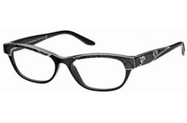 John Galliano JG5003 Eyeglass Frames - Black Frame Color