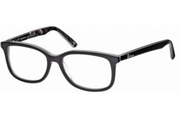 John Galliano JG5011 Eyeglass Frames - Black Frame Color