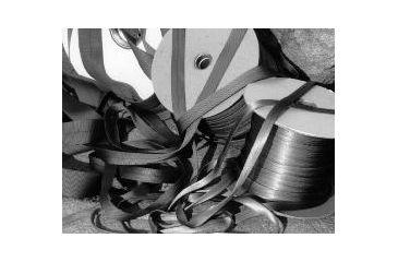John Howard Company Tubular Webbing, Royal, 2x150 100293