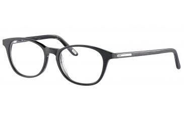 JOOP! 81070 Progressive Prescription Eyeglasses - Black Frame and Clear Lens 81070-6469PR