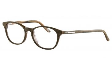 JOOP! 81070 Progressive Prescription Eyeglasses - Brown Frame and Clear Lens 81070-6470PR