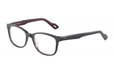JOOP! 81083 Progressive Prescription Eyeglasses - Grey Frame and Clear Lens 81083-6633PR