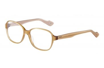 JOOP! 81084 Progressive Prescription Eyeglasses - Brown Frame and Clear Lens 81084-6618PR