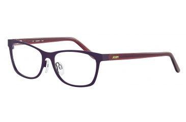 JOOP! 83165 Progressive Prescription Eyeglasses - Violet Frame and Clear Lens 83165-850PR