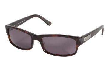 JOOP! 87132 Bifocal Prescription Sunglasses - Brown Frame and Grey Green Lens 87132-8940BI