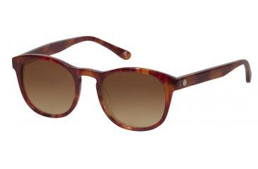 JOOP! 87140 Progressive Prescription Sunglasses - Brown Frame and Brown Gradient Lens 87140-210PR