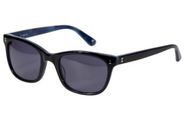 JOOP! 87142 Bifocal Prescription Sunglasses - Blue Frame and Grey Lens 87142-310BI