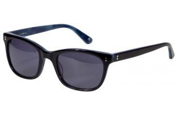 JOOP! 87142 Progressive Prescription Sunglasses - Blue Frame and Grey Lens 87142-310PR
