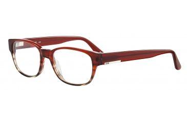 JOOP! No. 81060 Eyeglasses - Red Frame and Clear Lens 81060-6402