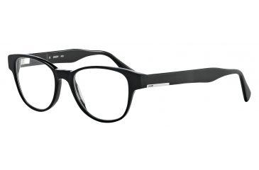 Morgan 201056 Bifocal Prescription Eyeglasses - Anthracite Frame and Clear Lens 201056-6152BI