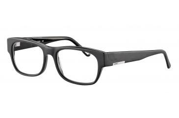 JOOP! No. 81072 Eyeglasses - Black Frame and Clear Lens 81072-8840