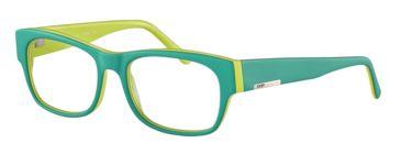 JOOP! No. 81072 Eyeglasses - Blue Frame and Clear Lens 81072-6411