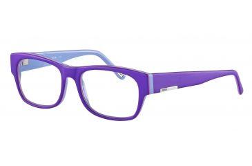 JOOP! No. 81072 Eyeglasses - Violet Frame and Clear Lens 81072-6407