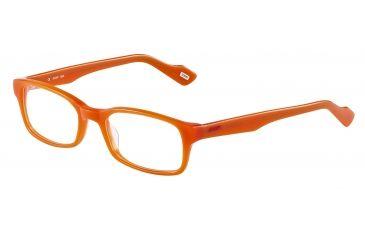 JOOP! No. 81088 Eyeglasses - Orange Frame and Clear Lens 81088-6650