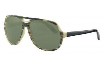 JOOP! No. 87143 Sunglasses - Grey Frame and Grey Green Lens 87143-6051