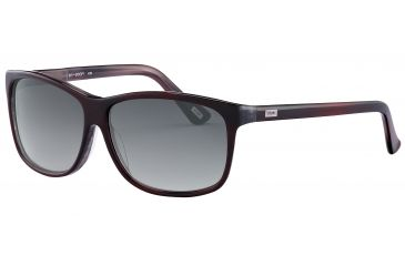 JOOP! No. 87145 Sunglasses - Red Frame and Grey Gradient Lens 87145-8028