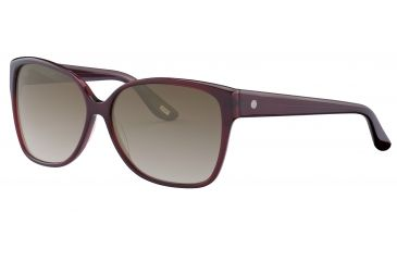JOOP! 87146 Progressive Prescription Sunglasses - Violet Frame and Brown Gradient Lens 87146-6380PR