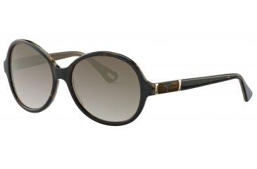 JOOP! 87147 Single Vision Prescription Sunglasses - Brown Frame and Brown Gradient Lens 87147-6133SV
