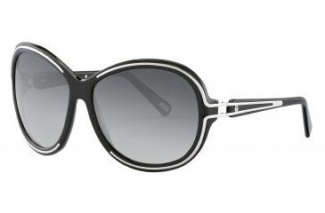 JOOP! 87151 Bifocal Prescription Sunglasses - Black Frame and Grey Gradient Lens 87151-8840BI