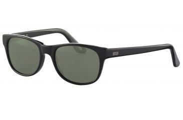 JOOP! No. 87152 Sunglasses - Black Frame and Grey Green Lens 87152-8840