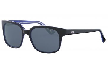 JOOP! 87153 Bifocal Prescription Sunglasses - Black Frame and Grey Lens 87153-6368BI