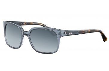 JOOP! 87153 Bifocal Prescription Sunglasses - Grey Frame and Grey Blue Gradient Lens 87153-6284BI