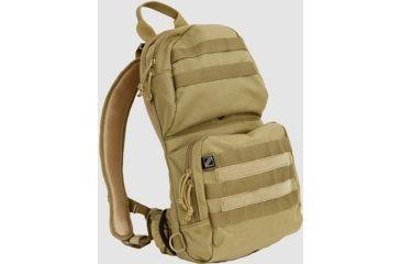 Jtech Gear Bio Assault Backpack, Black PA01-3500-00-BK