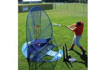 JUGS 5-Point Hitting Tee - Deluxe Baseball Practice Package A0110