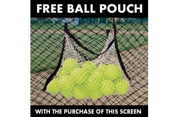 Jugs 6-foot Quick-Snap Softball Practice Screen S1010