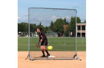 JUGS 8ft Square Fungo Sports Screen
