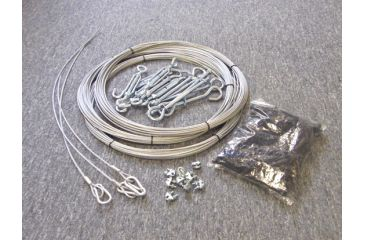 JUGS Outdoor Batting Cage Install Kit