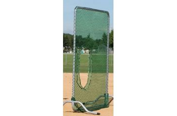 Jugs Sports Replacement Net for 6-foot Fixed-Frame Softball Screen - Net Only S4011