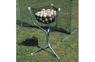 Jugs Sports Indoor Split-Cage Package - Back Saver Ball Bucket