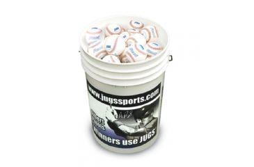 Jugs Sports Indoor Split-Cage Package - Baseballs