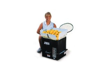 JUGS Spin Remote Tennis Machine