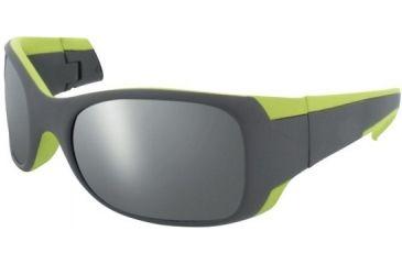 Julbo Booba Sunglasses, Grey/Lime Frame  With Spectron 3+ Lenses 4351121