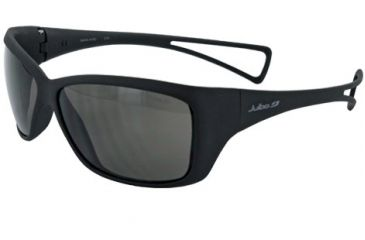 Julbo Diego Rx Sunglasses - Soft Black Frame, Spectron 3 Ages 5-9 4102022