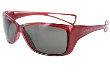 Julbo Diego Sunglasses - Red Frame, Spectron 3 Ages 5-9 4102013