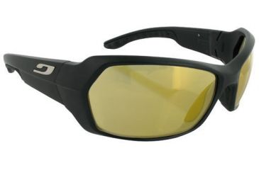 Julbo Dirt Sunglasses, Black w/ Zebra Lenses