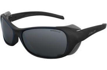 Julbo Dolgan Sunglasses - 22 Soft Black Frame, Spectron 4 Lens 325122