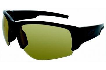 Julbo Dust  Sunglasses,  Black/Black w/ Zebra Lenses 4333114