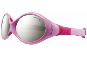 Julbo Looping 3 Kids Sunglasses, Pink/Fuschia w/ Spectron 4 Baby Lenses 3492318C